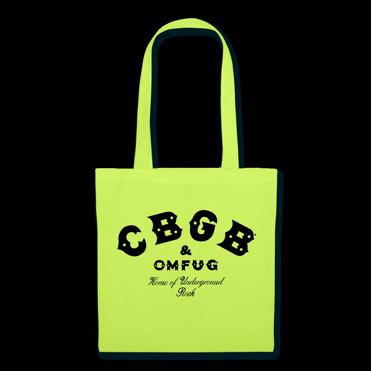 CBGB tote