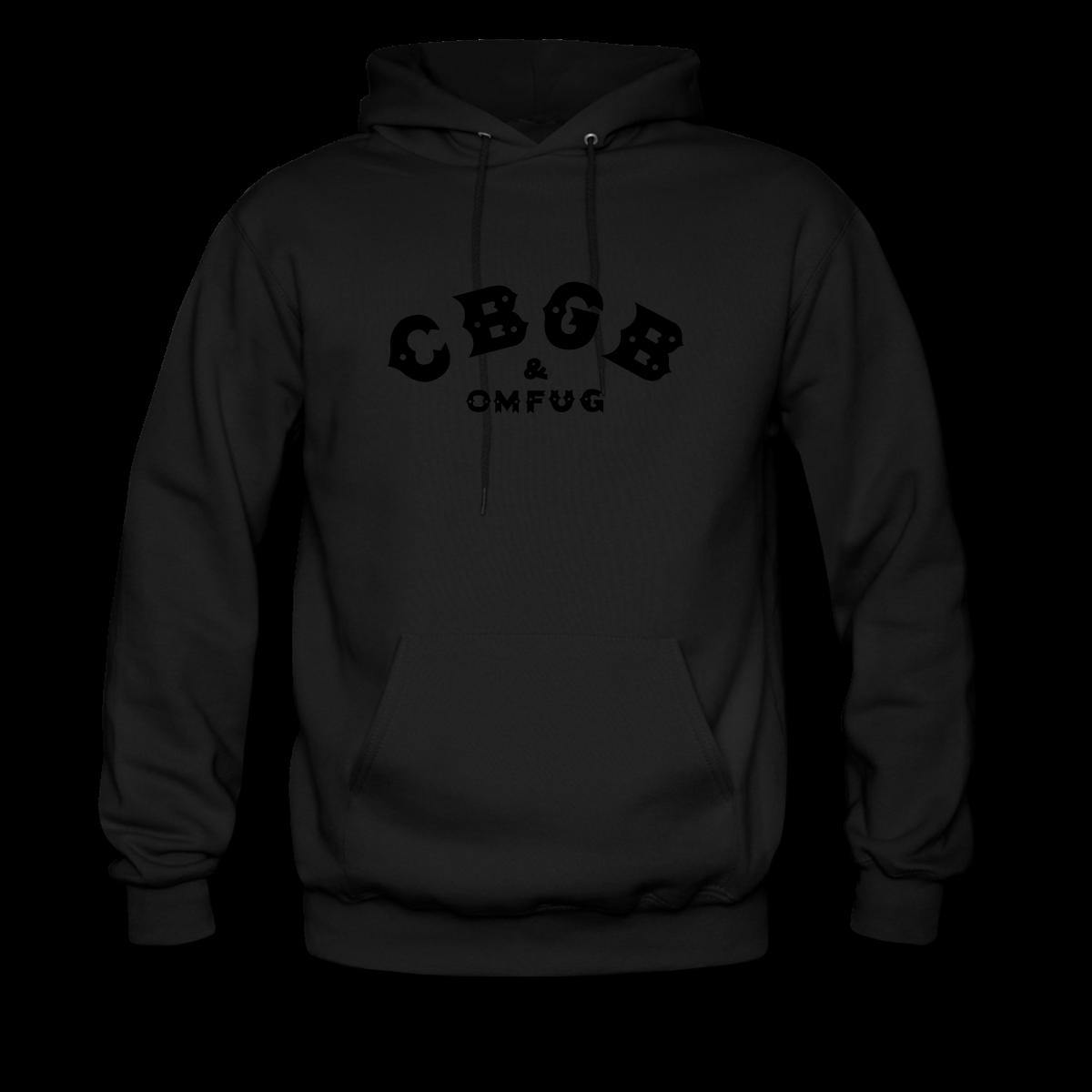 Black on Black (hoodie)