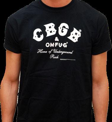 CBGB Classic Black