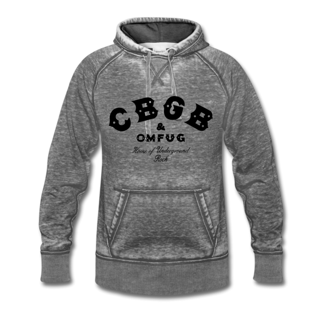 CBGB (burnout fabric)