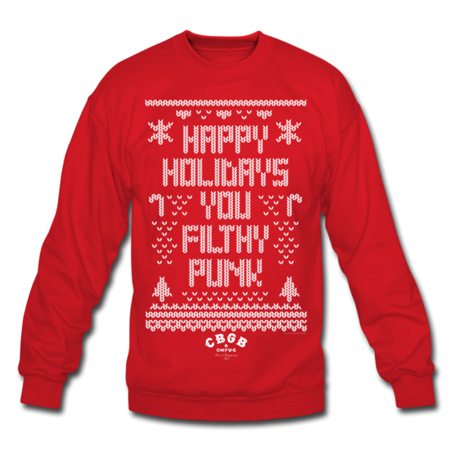Filthy Punk (crewneck)